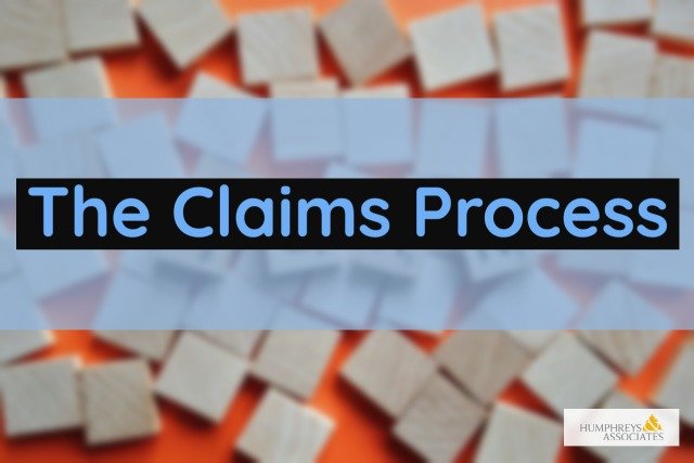 The Role of the Claims Process