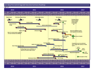 Milestones Professional 2012 Version | Schedules Display Guidelines (SDG) example #6