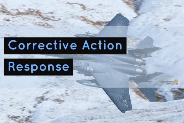 Corrective Action Response
