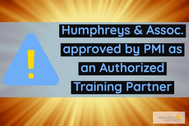 New PMI Authorized Training Partner Program